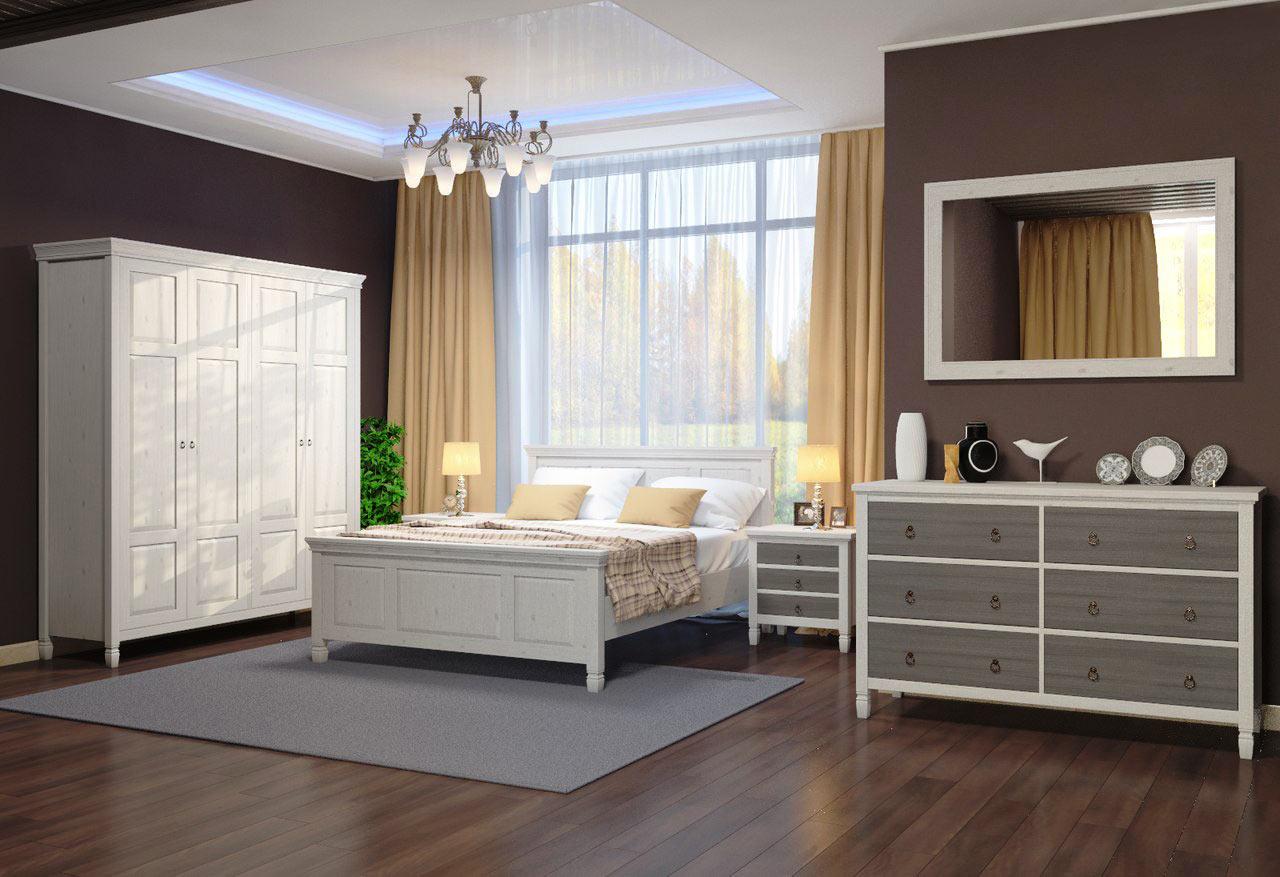 спальня вайле из массива сосны интернет магазин белорусской и