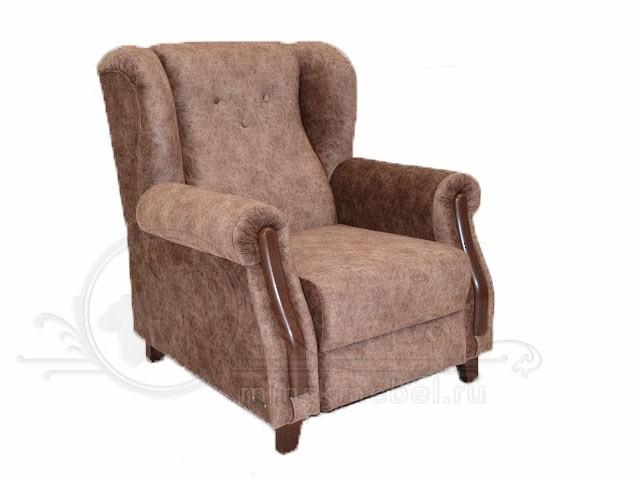БЕЛФАСТ кресло с реклайнером ГМФ454